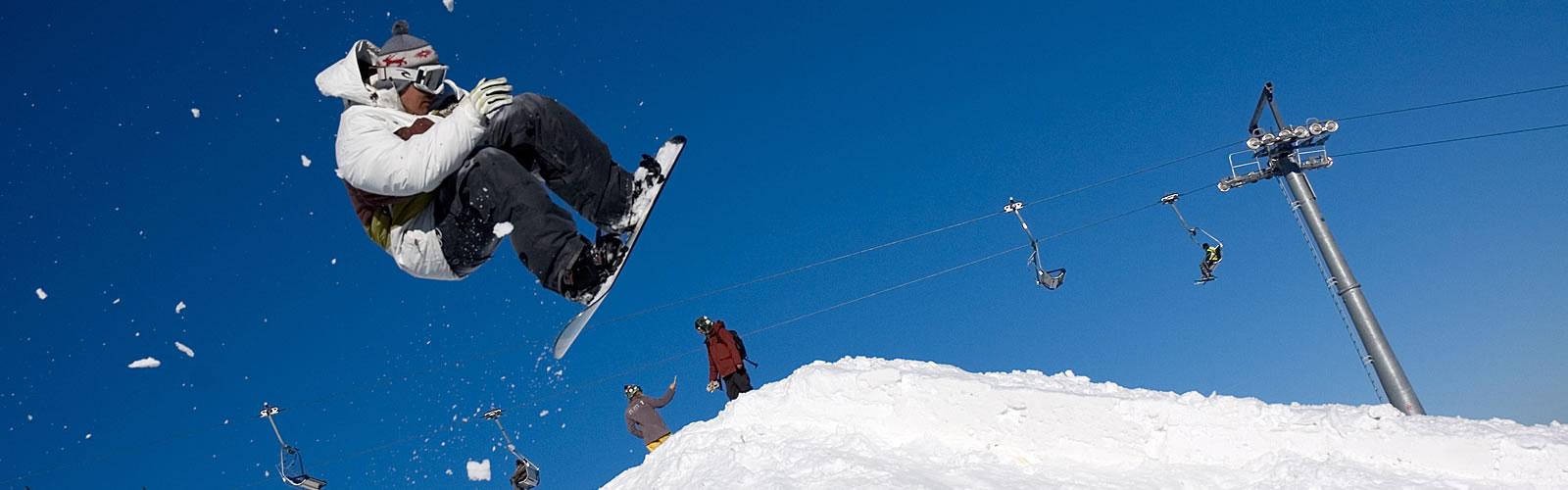 Ski and Snowbaord Insurance