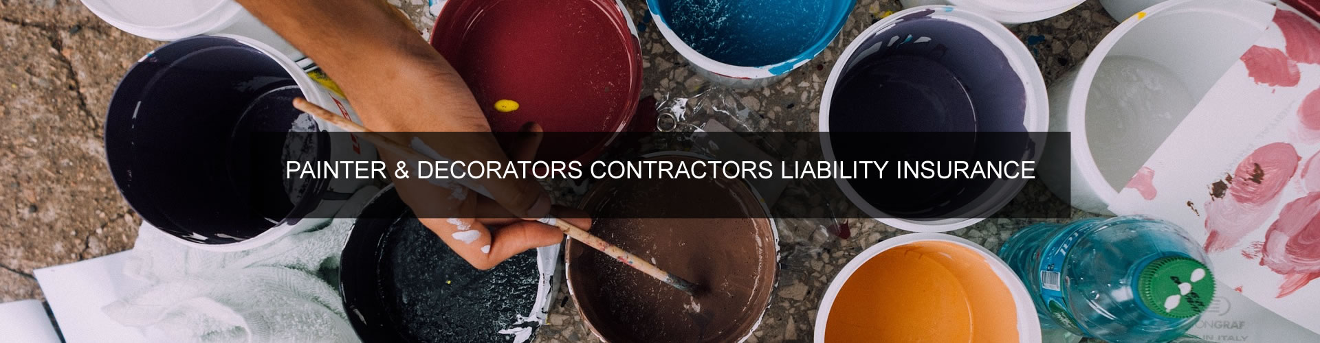 Painter and Decorators Contractors Liability