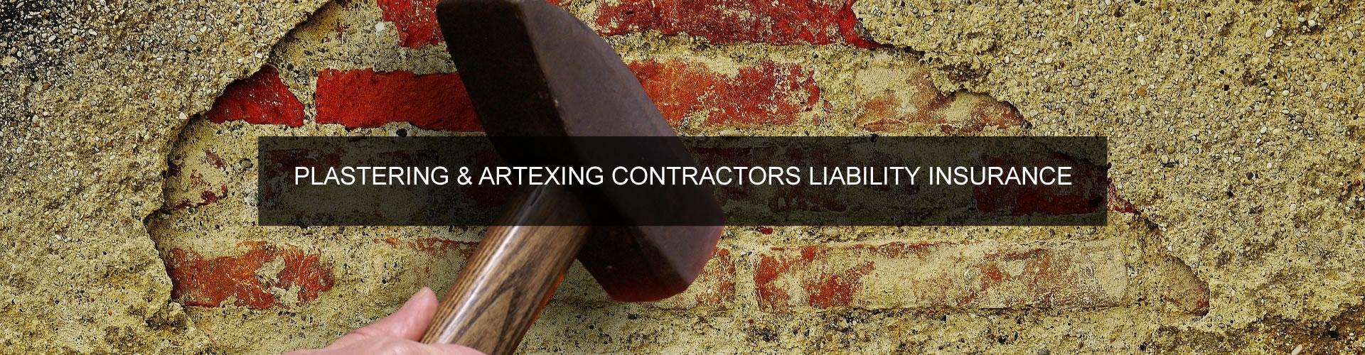 Plastering Contractors Liability Insurance