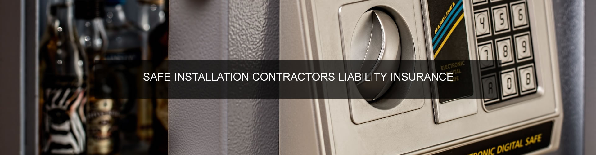 Safe Installation Contractors Liability Insurance