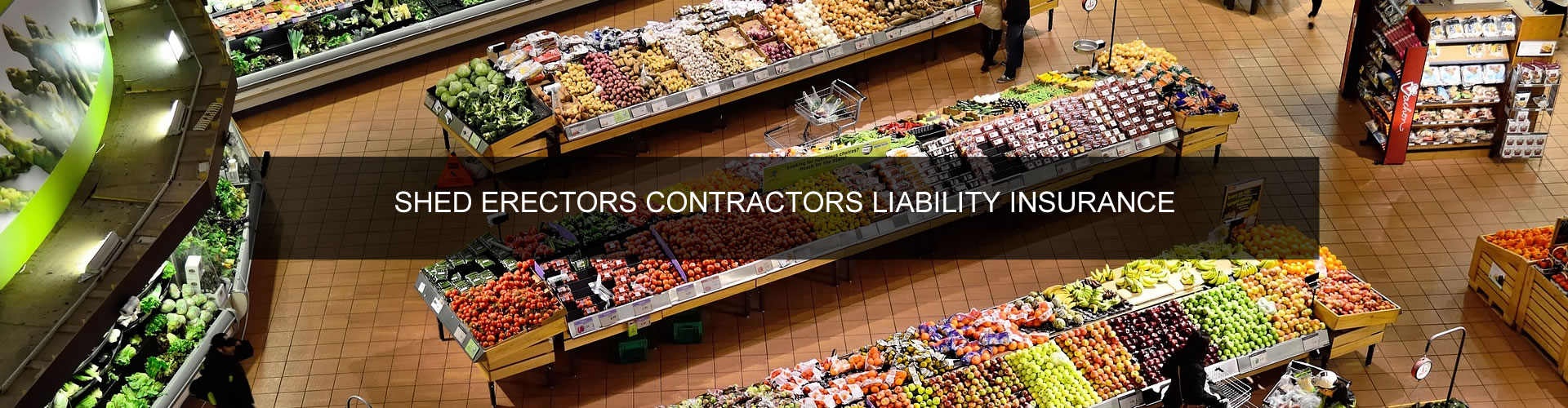 Shop Fitting Contractors Liability Insurance